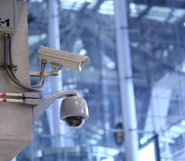 Industrial Security System