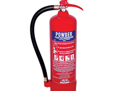 Fire Extinguisher-ABCE Powder (5 KG)