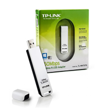 WiFi Adapter Wireless TL-WN727N 150Mbps (TP Link)
