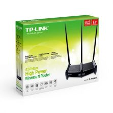 WiFi Router 450Mbps High Power Wireless N Router TL-WR941HP