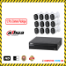 Dahua (12 Pcs CC Camera Package )