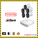 Dahua (5 Pcs CC Camera Package )
